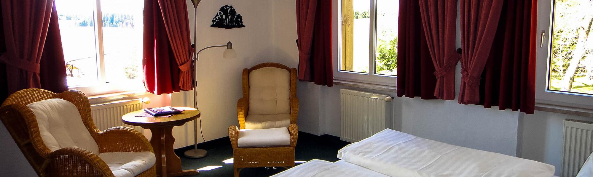 waldhotel AUSZEIT – Übernachten in Tanne im Oberharz